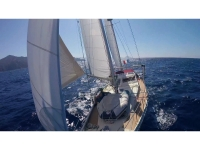 "Mitsegeln und Kojencharter: ""Private Sailing with Sailors"" fun off shore Bild 1"