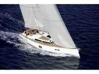 Mitsegeln und Kojencharter: Hanse 545 Luxusversion - Nord Route One Way Bild 1