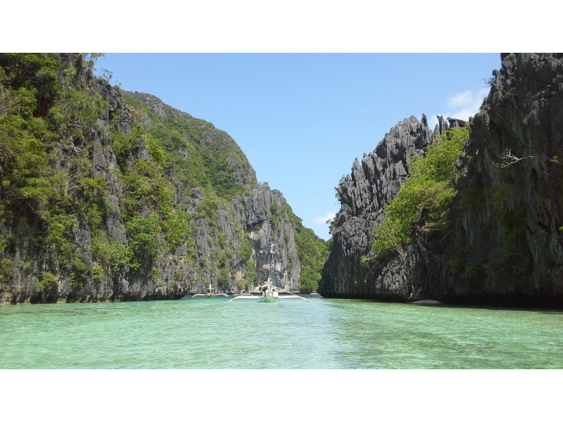 Mitsegeln und Kojencharter: its more fun in the PHILIPPINES